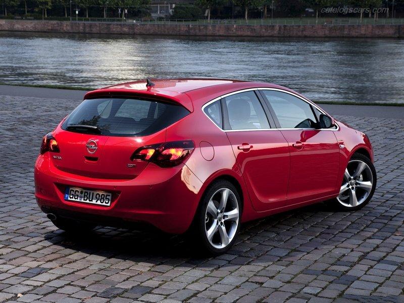 صور سيارة اوبل استرا 2014 - اجمل خلفيات صور عربية اوبل استرا 2014 - Opel Astra Photos Opel-Astra_2011_800x600_wallpaper_04.jpg