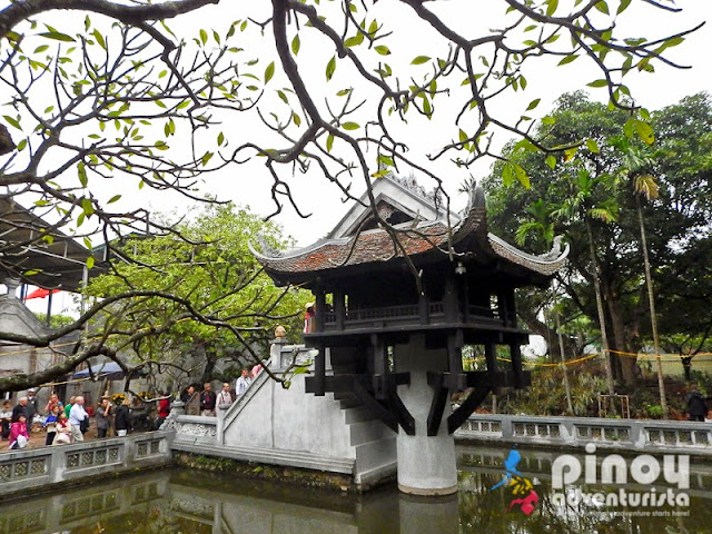 Top Things To Do in Hanoi Vietnam One Pillar Pagoda