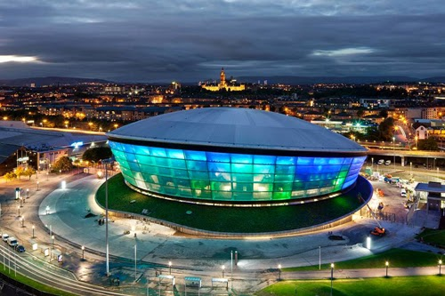 The SSE Hydro, at Scotland by Foster+Partners