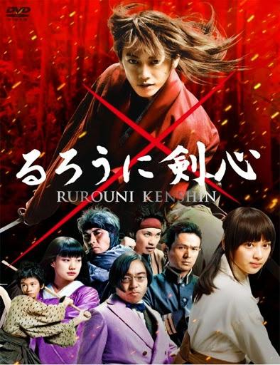 Rurouni Kenshin 1 (2012) DVDRip Latino