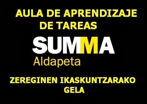 A.A.T. - Z.I.G. SUMMA ALDAPETA
