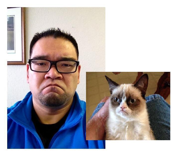 grumpy craig?