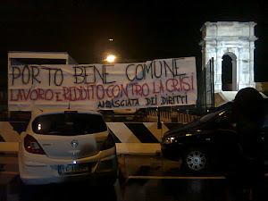 solidarietà agli operai fincantieri