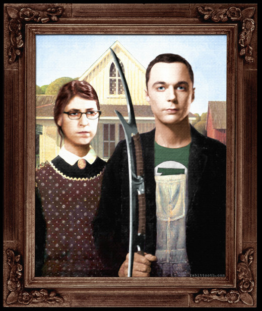 Shamy Gothic por Rabittooth