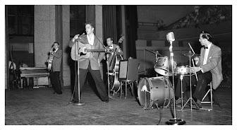 Elvis Presley concert 1956