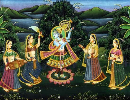 HariHarji: 'Shri Krishna Karnamrita:' Thirteenth Shloka