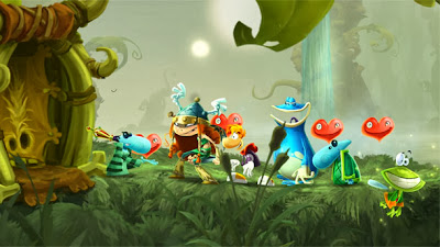 Rayman Legends PC Game ISO FIle
