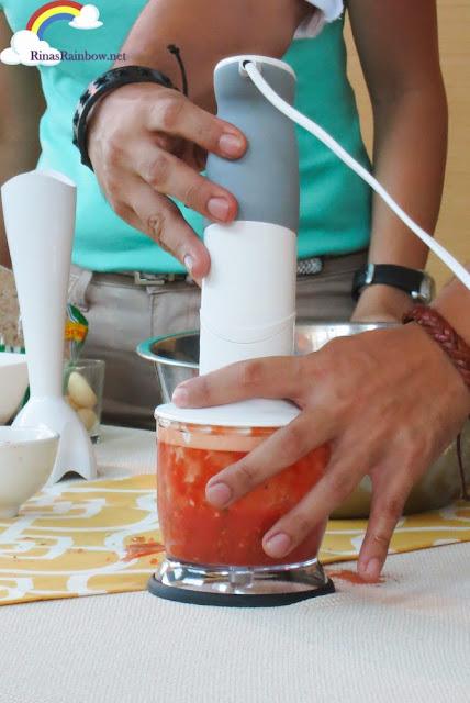 Braun Omelette Multiquick 3 Hand Blender