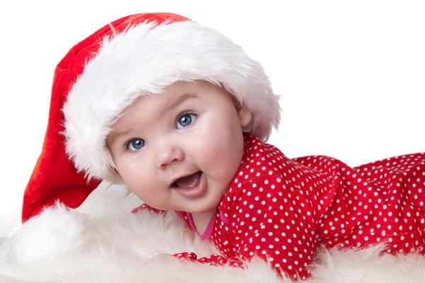 Photo bébé Noël 2014