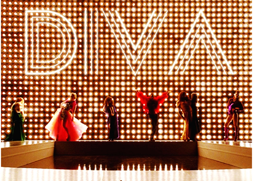 Review Glee 4x13. Diva