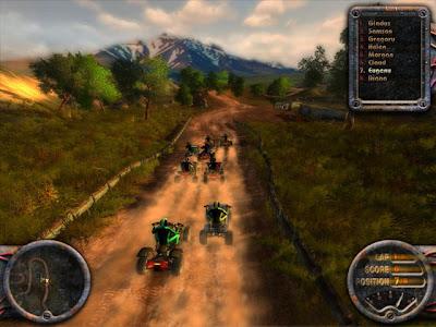 ATV Quardo Racing 2