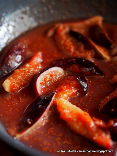 placuszki dyniowe , dynia hokkaido , figi , sos figowy , śniadanie , sos karmelowy , deser , na słodko , najlepsze przepisy , najsmaczniejsze dania , domowe jedzenie , smacznie i tanio , jak u mamy