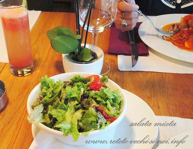 Evaluare cina restaurant: Noir