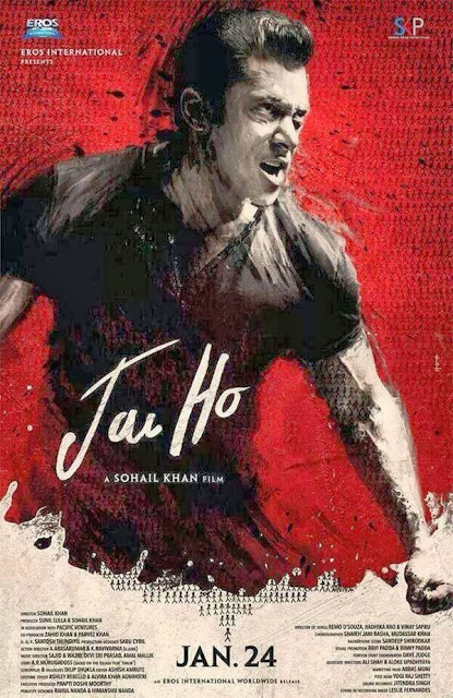 New poster of Jai Ho featuring Salman Khan!