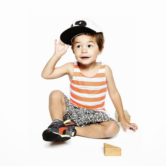 Good Boy Friday spring/summer 2014 kids fashion collection