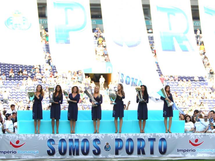 AS TAÇAS QUE O FC PORTO CONQUISTOU!