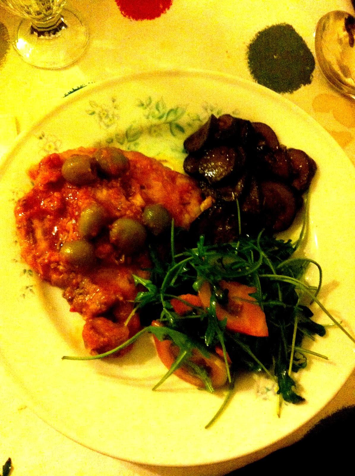 Cucinare con amore ricetta braciole di maiale alla contadina - Cucinare olive appena raccolte ...