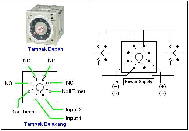 tdr time delay relay    timer