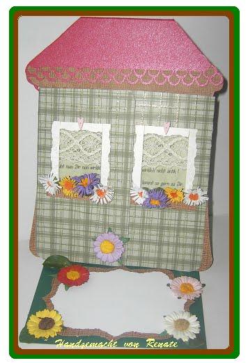 handgemacht von renate eine gartenhaus karte zum 70 geburtstag f r einen herrn. Black Bedroom Furniture Sets. Home Design Ideas