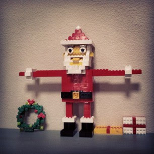 allisa jacobs  lego christmas ornament
