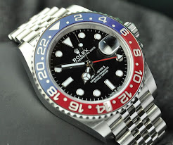 Rolex Pepsi Jubilee . 5years warranty