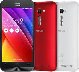 Spesifikasi Asus Zenfone 2 Z551ML