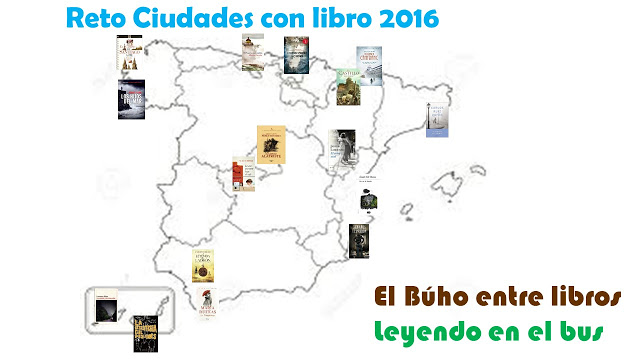 Reto Ciudades con Libro
