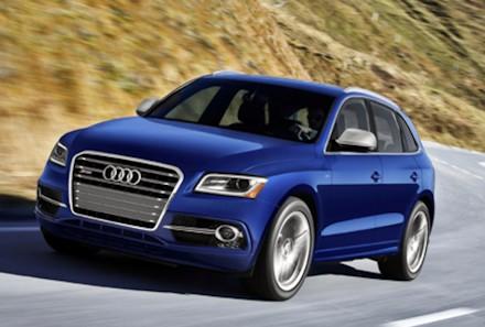novo Audi SQ5 2014 frente