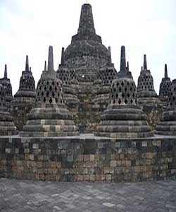 Welcome to Borobudur s Temple