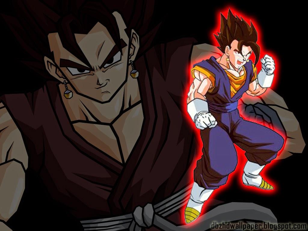 Goku and bezita fusion