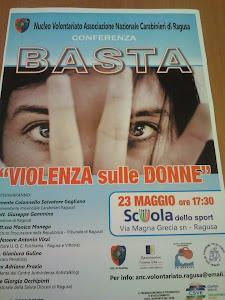 """Convegno """"Violenza sulle donne"""""""
