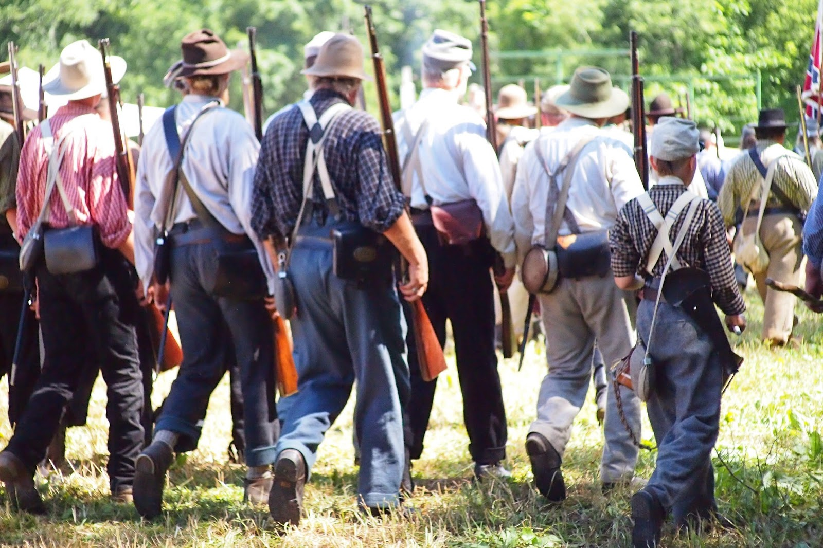 How to Become a Civil War Reenactor