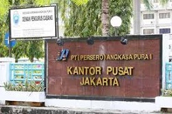 PT Angkasa Pura I (Persero) - Recruitment S1