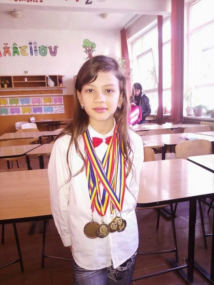 Mult succes Daria!
