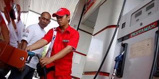 Kelangkaan bensin di Provinsi Gorontalo