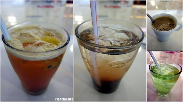 Molten Lava Cafe One Utama