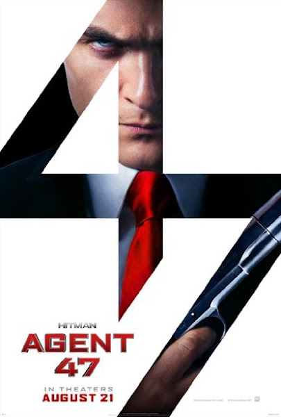 Poster Of Hitman Agent 47 (2015) 720p HDRip English