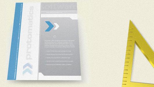 A4 Size Brochures