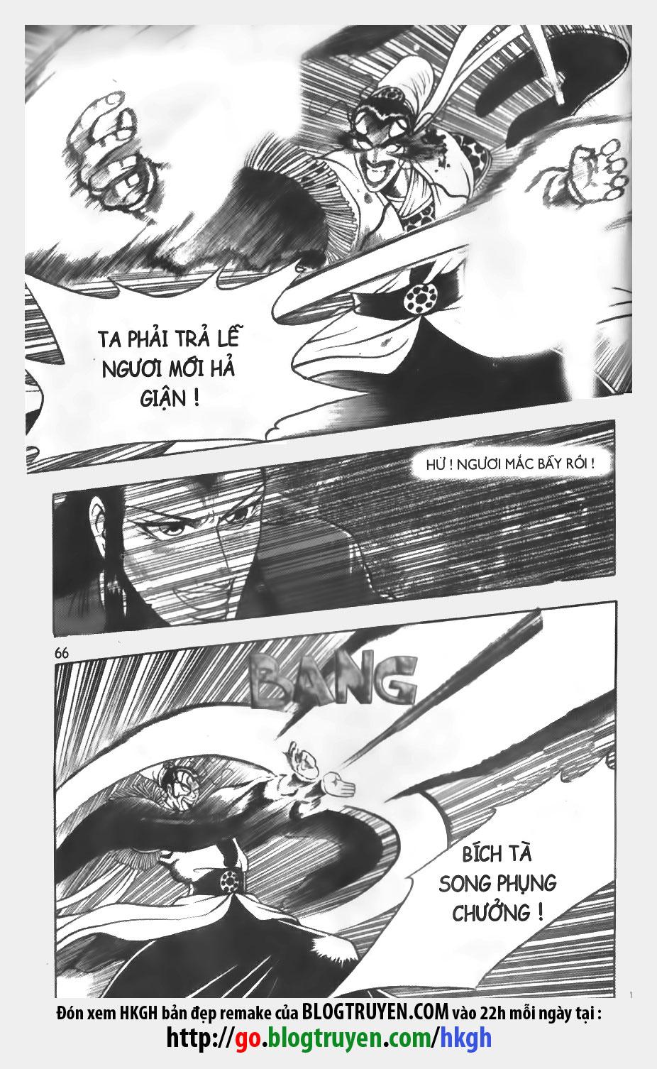 xem truyen moi - Hiệp Khách Giang Hồ Vol10 - Chap 064 - Remake