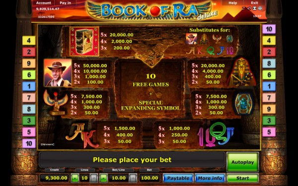 casino play online bookofra spielen