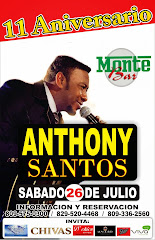 ANTHONY SANTOS EN MONTE BAR