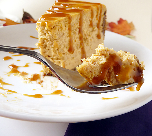 Pumpkin Cheesecake Recipe ~ Easy Dessert Recipes