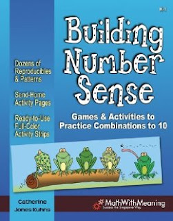 Building Number Sense: learning combinations to 10  STEMmom.org