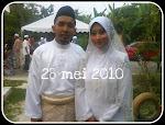 * di hari pernikahan *