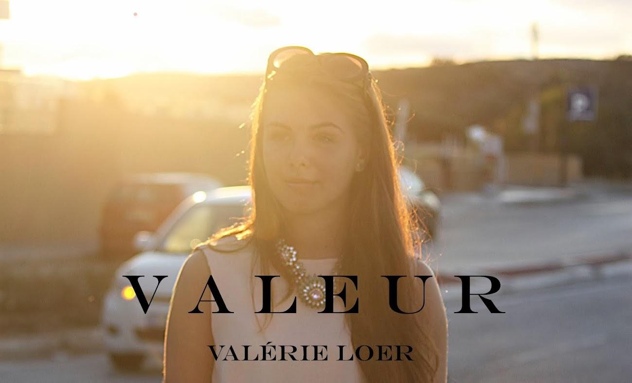 Valeur by Valérie Loer