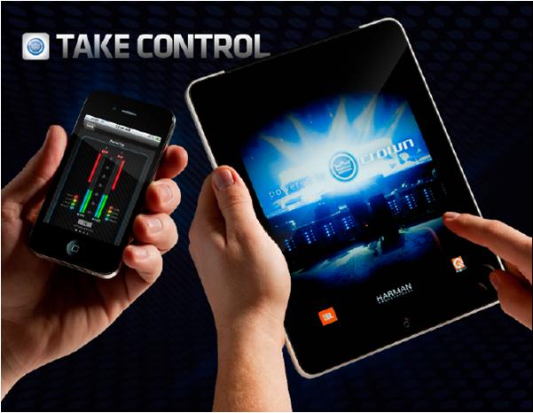 Crown iPad App