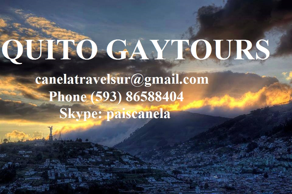 Quito Gay Tours