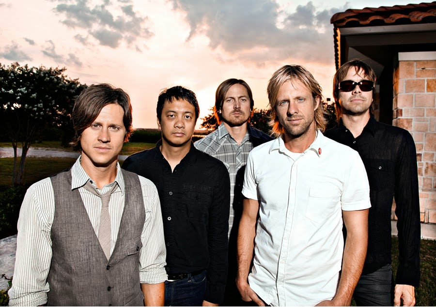 Switchfoot - The Edge Of The Earth 2014 Biography and History
