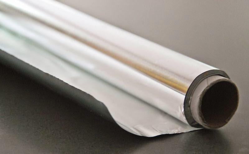 Didaldidalet 5 trucos de pintura con papel de aluminio - Pintura para aluminio ...