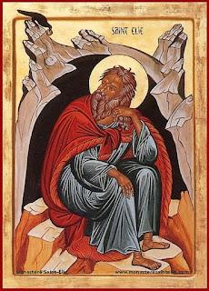 20 iulie / Sfântul prooroc Ilie